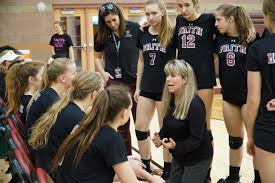Coach and teacher, Amy Fisher – Crusader Chronicle