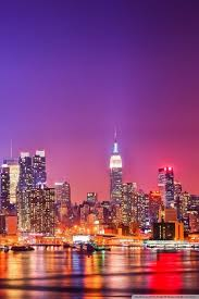 new york at night wallpapers group 90