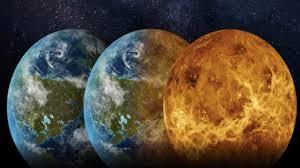 Venere secondo la NASA