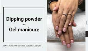 is sns dipping powder manicure better