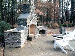 outdoor fireplaces for