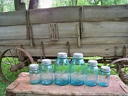 ball mason blue fruit canning jars