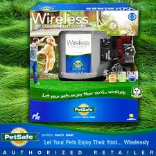 Pif 300 Portable Wireless Fence Pet Containment System By Petsafe Petmoods