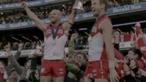 2012 AFL Grand Final Slo Mo Exclusive