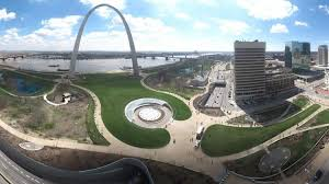 Image result for photos of gateway arch