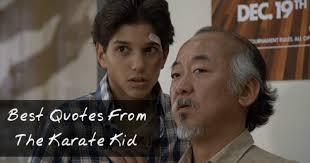 The Karate Kid Quotes Quotesgram