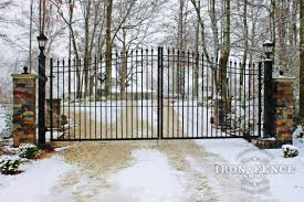 Can I Diy Install An Iron Or Aluminum Fence On My Own Iron Fence Shop Blog