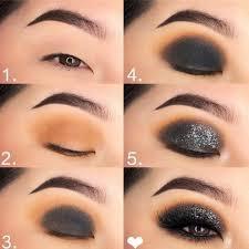 korean smokey eye makeup tutorial