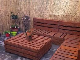 diy ideas garden furniture made from