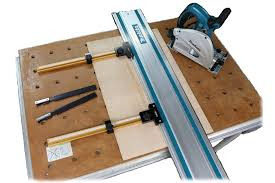 Parallel Guide System For Festool And Makita Track Saw Guide Rail Wit Seneca Woodworking