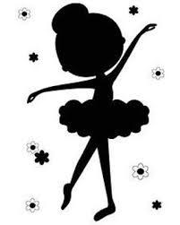 New Savings On Ballerina Silhouette Mural Decal Ballet Dance Pink Girl Room Wall Art Stickers 2