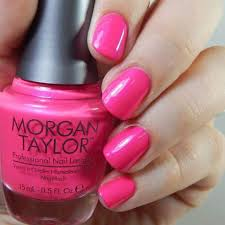 morgan taylor nail lacquer you re