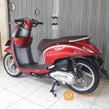 honda scoopy stylish thn 2016 warna