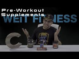 pre workout supplement review creatine