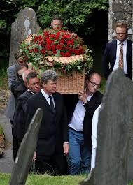 Rik Mayall funeral: Ade Edmondson, Alan Rickman and Dawn French ...