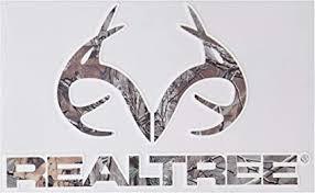 Amazon Com Realtree Windshield Logo Decal Xtra Camo Clothing