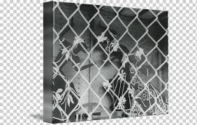 Mesh Gallery Wrap Art Chain Link Fencing Metal Chain Linked Fence Glass Angle White Png Klipartz