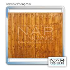 Feather Edge Panels Nar Fencing Timber Supplies