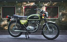 1975 honda cb200 cycle world honda