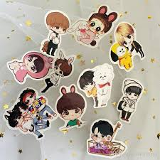 2020 Pack Mixed Car Stickers Bts Kpop For Laptop Skateboard Pad Bicycle Motorcycle Helmet Bike Cup Ps4 Phone Decal Pvc Guitar Stickers From Dreamer1995 1 24 Dhgate Com