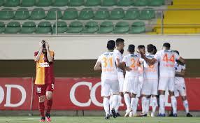 Süper Lig: Alanyaspor 4-1 Galatasaray