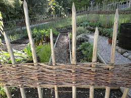 Rustic Garden Fence Designs Choose Your Favorite Style