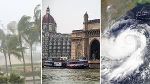 Cyclone Nisarga Is Approaching Mumbai ...