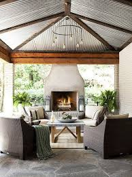 outdoor fireplaces designs would love