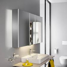 frame mirror cabinet ambient light