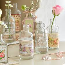 decorative bottles from live laugh love