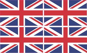 4x 2 5 X 1 5 British Flag Bumper Sticker Vinyl Car Window Decal Stickers Stickertalk