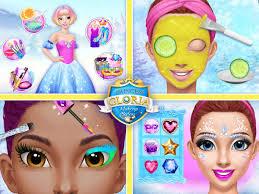 princess gloria makeup salon for