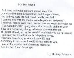 a letter to a best friend emotional valery novoselsky
