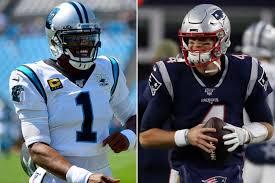 The Patriots quarterback options after ...