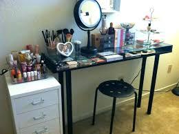 diy makeup desk saubhaya makeup