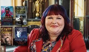 Catch' Cassandra Clare and Maureen Johnson at YALLSTAYHOME – TMI ...