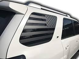 Ichthus Graphics American Flag Window De Buy Online In El Salvador At Desertcart