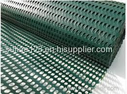 hdpe windbreak cladding mesh plastic