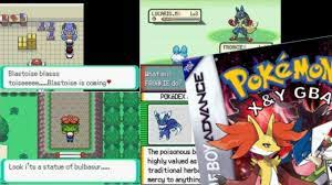 How to download Pokemon XY for gba for android - YouTube