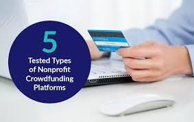 nonprofit crowdfunding platforms