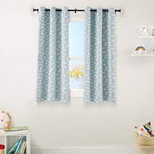 Amazon Com Franco Kids Room Window Curtain Panels Drapes Set 82 X 63 Disney Frozen 2 Home Kitchen