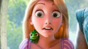 Disney fans argue the Tangled film ...