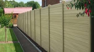Pvc Fencing Panels That Can Fit Into Your Existing Concrete Posts Concrete Posts Decorative Fence Panels Concrete Cladding