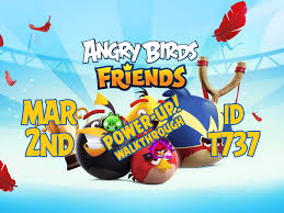 Angry Birds Friends 2020 Tournament T737 On Now!