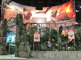 Jurassic Outpost On Twitter First Look At The Mattel Jurassicworld Franklin Toy From Their Sdcc Booth Check Out That Incredible Display And Stay Tuned For More Exciting Reveals Https T Co H17ygrotdp