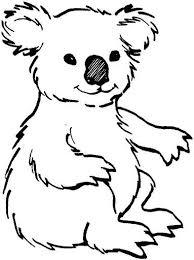 So Animais Jane Lucia Picasa Web Albums Koala S Kleurplaten