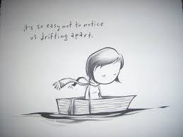 friends drifting apart quotes quotesgram