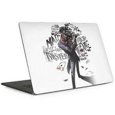 Brilliantly Twisted The Joker Macbook Pro 15 Skin Skinit