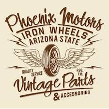 Phocnix Motor Iron Wheels Arizona State Vintage Pants Motor Car Sticker Decal Car Stickers Aliexpress