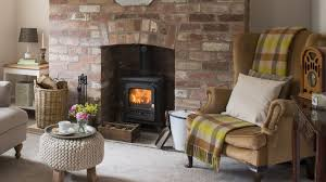 clean and maintain a woodburning stove